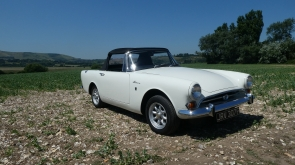 1968 Sunbeam Alpine Series V Roadster