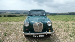 1958 Austin A35 2 Door Saloon