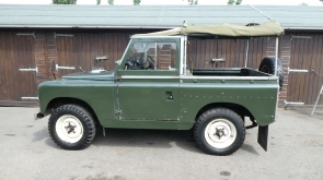 1958 Series 2 Land Rover