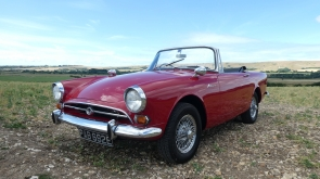 1967 Sunbeam Alpine Roadster Series V