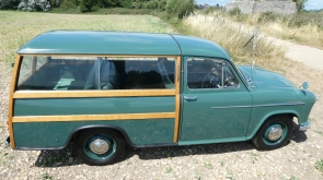1955 Morris Oxford Series 11 Traveller