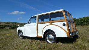 1971 Morris Traveller with 2 owners from new