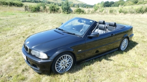 2002 BMW 330CI Sport Convertible