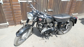 1955 Matchless G3/L 350cc Motorcycle