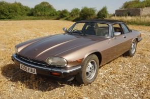 1983 Jaguar XJ- SC 3.6 litre with Manual Transmission