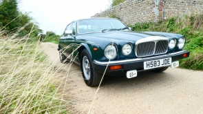 1990 Daimler Double Six 5.3 litre V12 Automatic