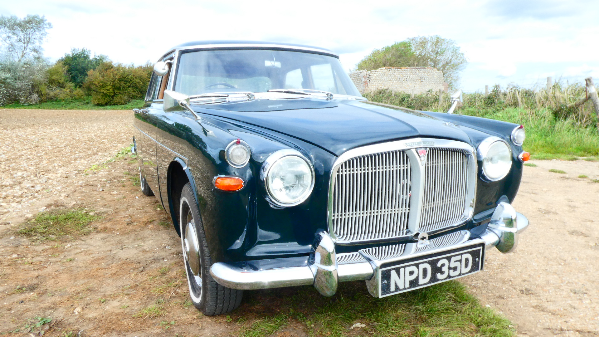 1964 Rover P5 Saloon for sale