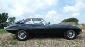 1966 Jaguar E type Series 1 4.2 Litre
