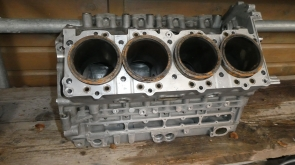 Ford Cosworth DFV V8 Engine Block