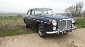 1969 Rover P5B 3.5 Litre Saloon