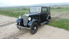 1934 Morris Minor Saloon
