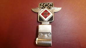 Junior Car Club Badge