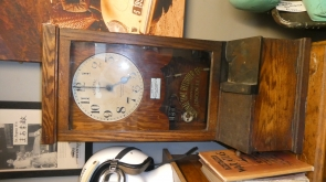 National Electric Time Recorder