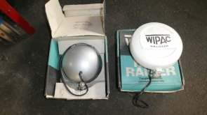 Wipac Hair Raiser Lamps