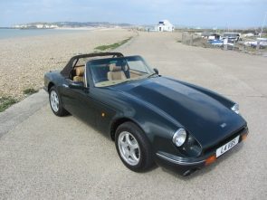 1994 TVR 3.9 Litre S4 V8S with just 16500 miles from new