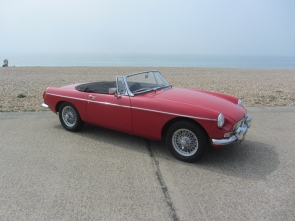 1969 MGB Roadster with Heritage Shell