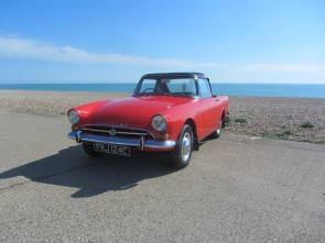 Sunbeam Alpine Series 1V 1965