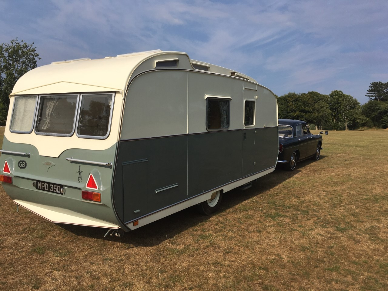 1964 Carlight Continental 4 berth Tourer for sale