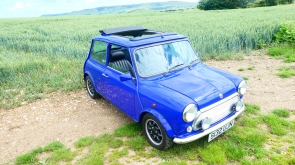 1998 Rover Mini Paul Smith Limited Edition