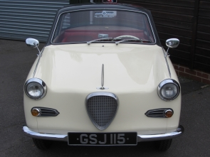 1963 Glas Goggomobil TS250 Coupe for sale
