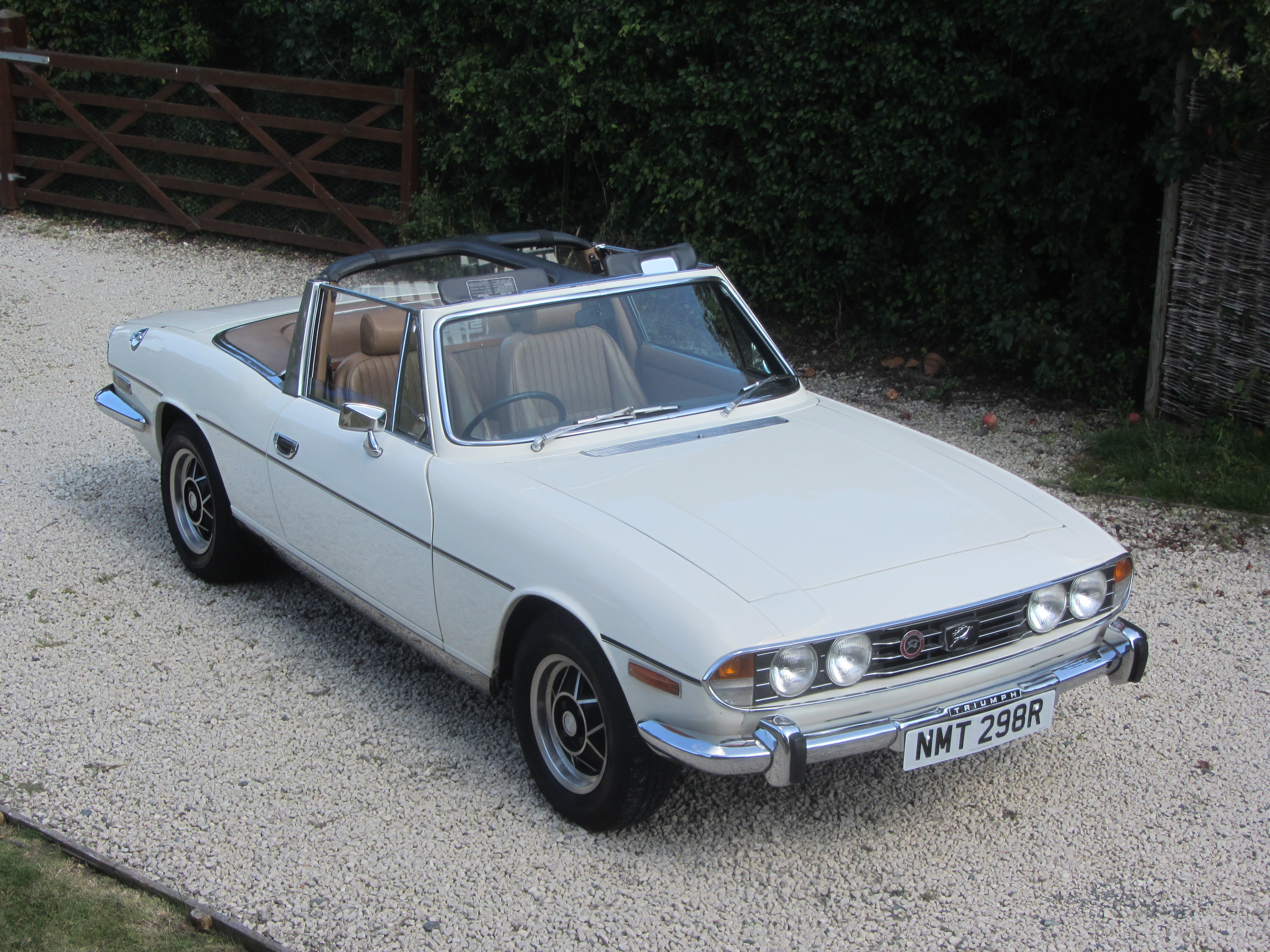 Triumph Stag 1976 for sale