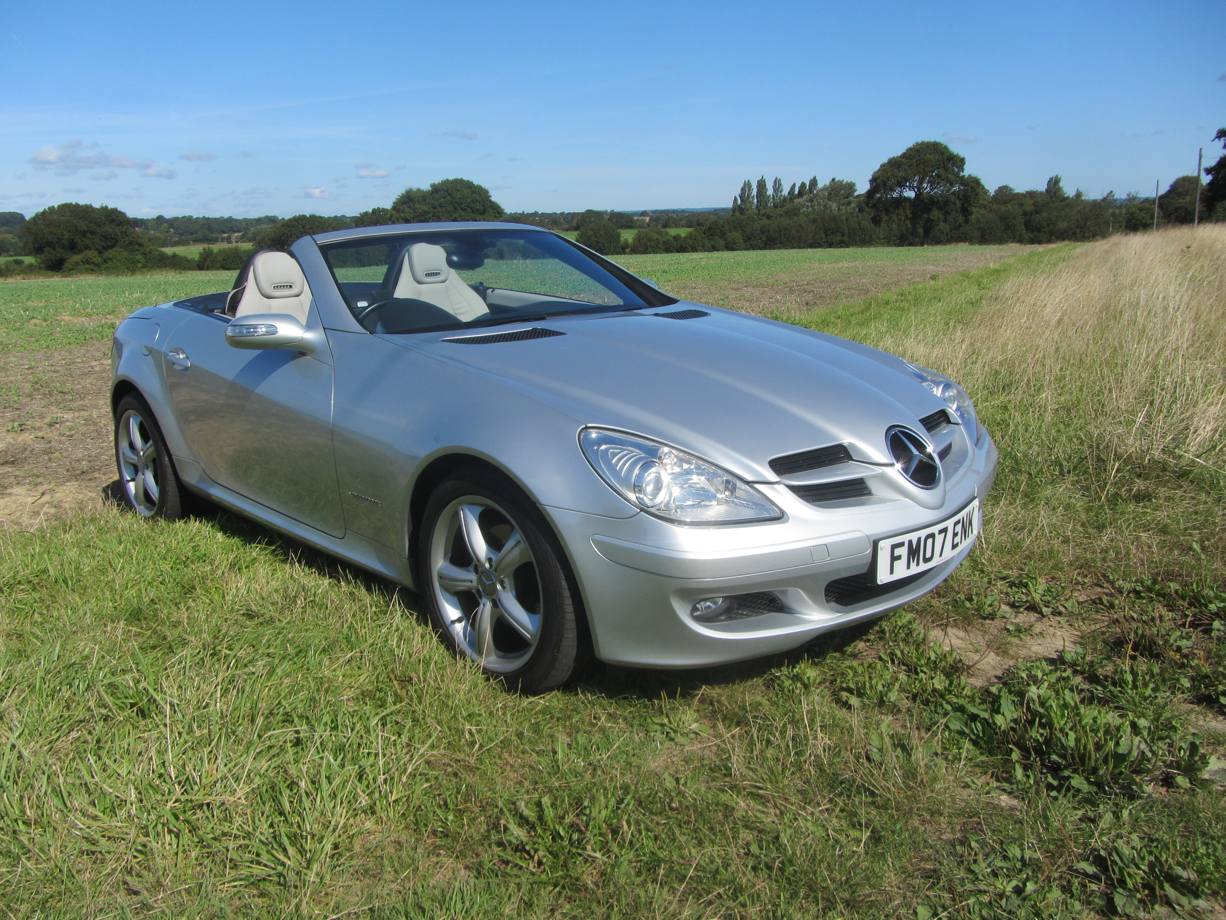Mercedes SLK 200 Kompressor for sale