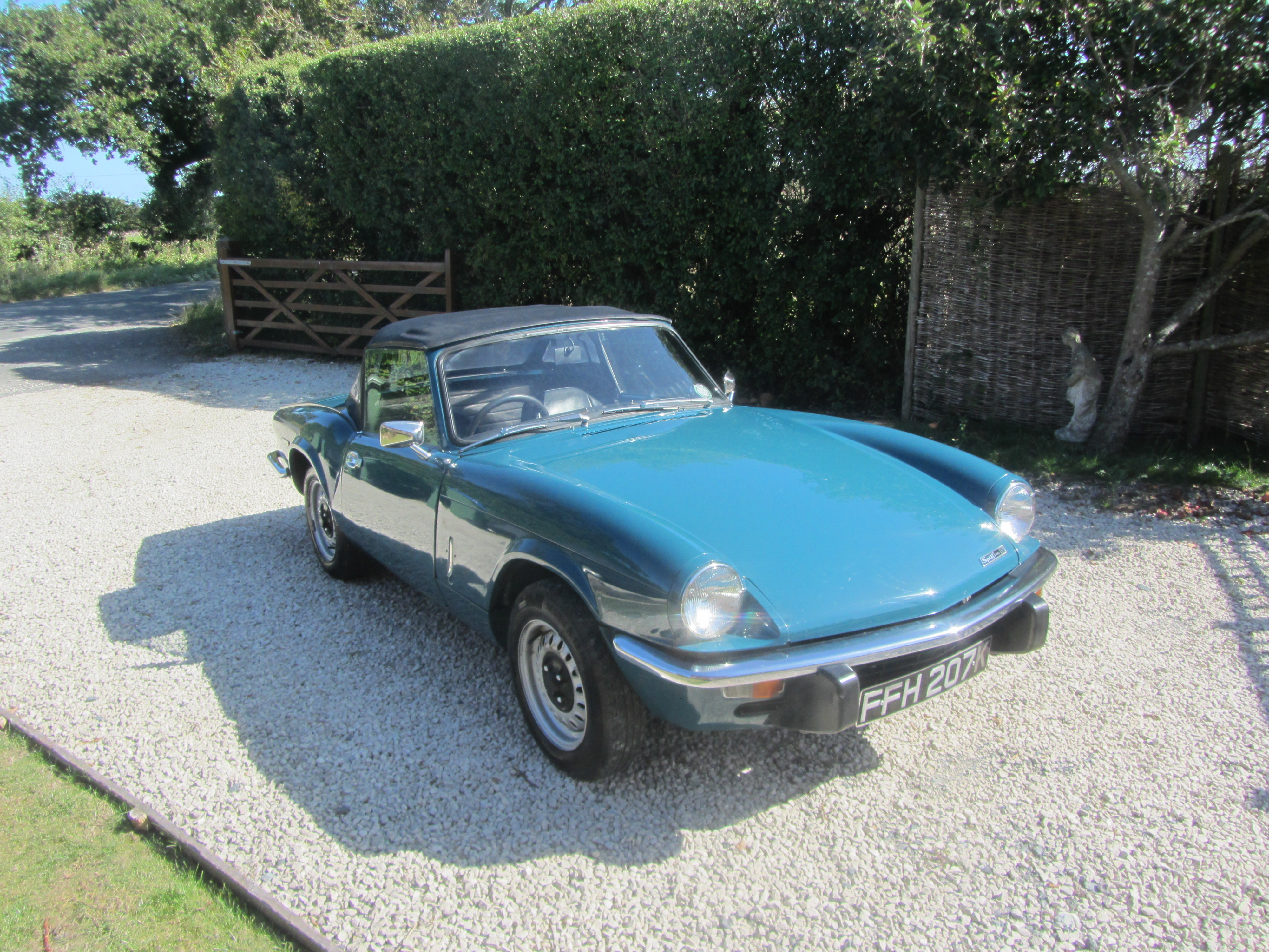 Triumph Spitfire-mk4 1971 for sale