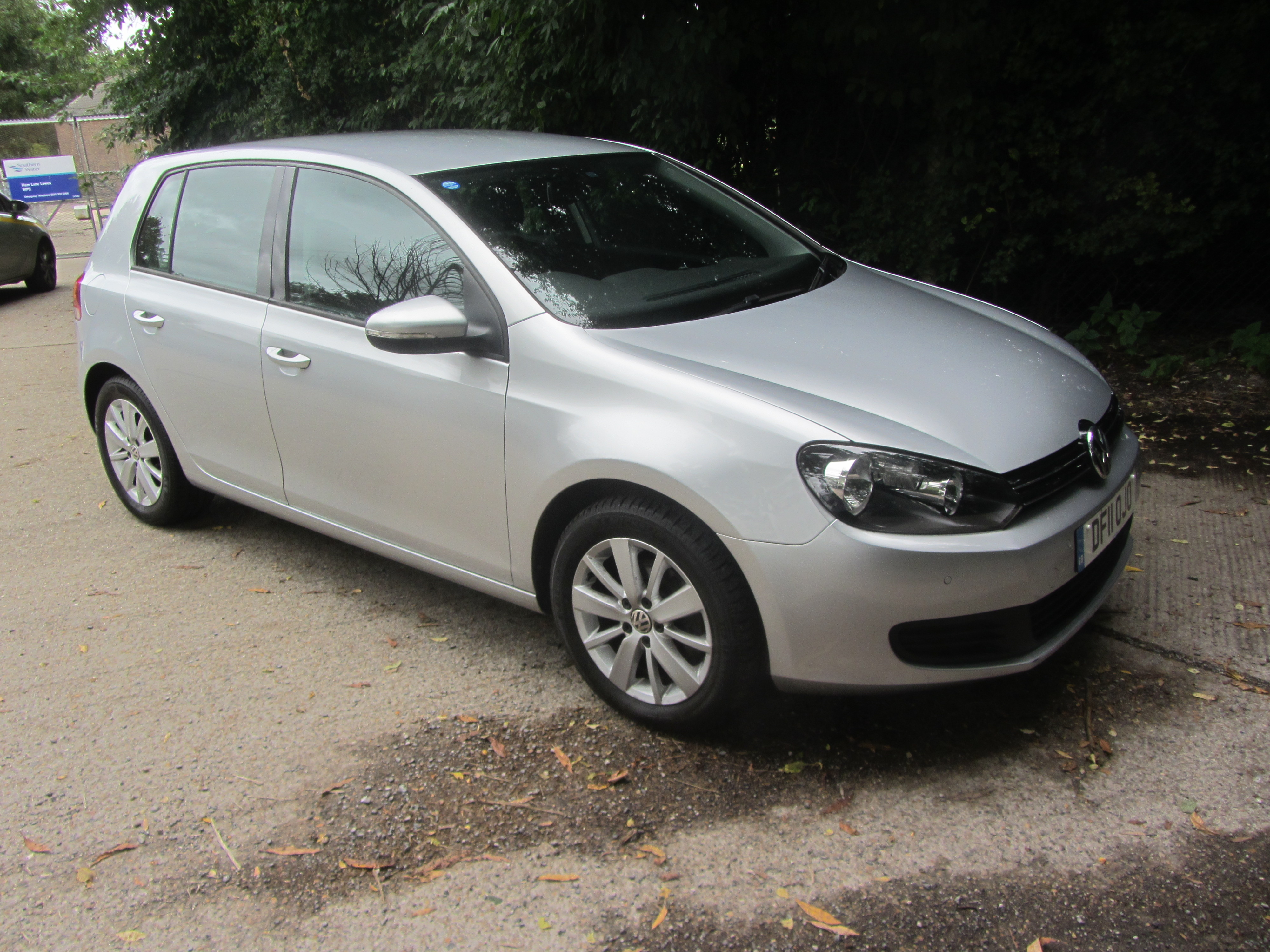VW Golf Match 2011 for sale