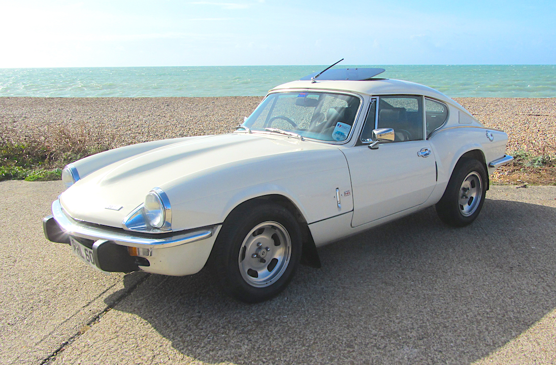 Triumph GT 6 1974 for sale