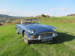 MGB Series 1 Roadster 1968
